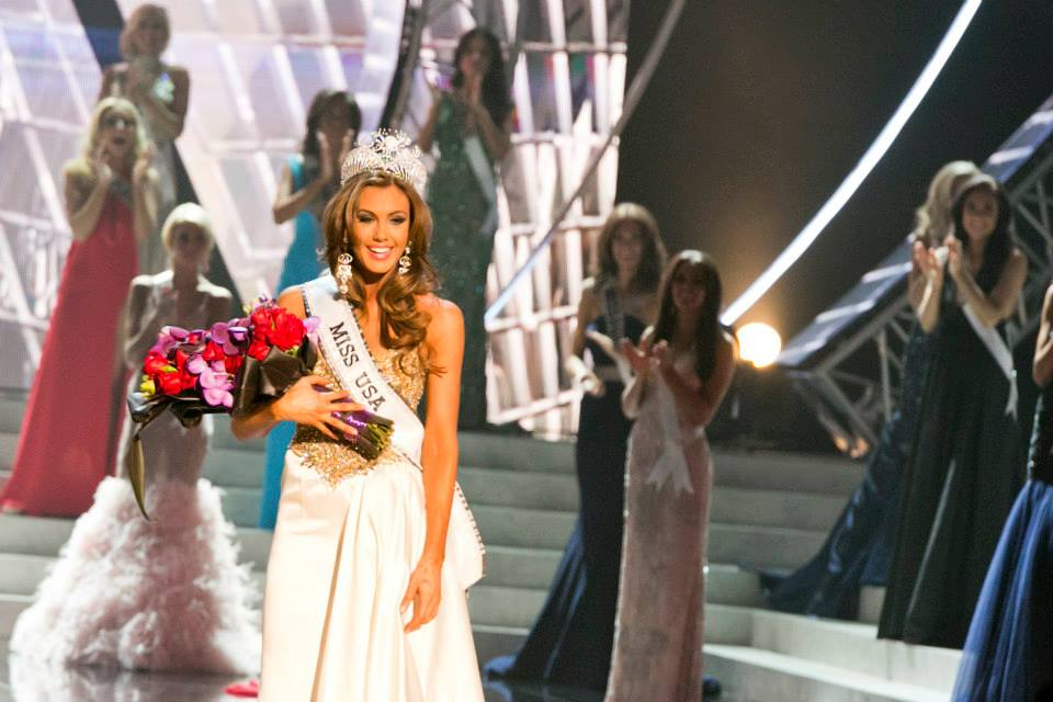 Your Miss USA 2013 winner, Erin Brady!