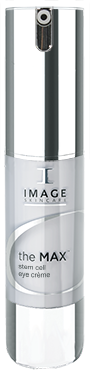 the MAX tem cell eye creme with vectorize technology