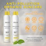 anti pollution organic suncare