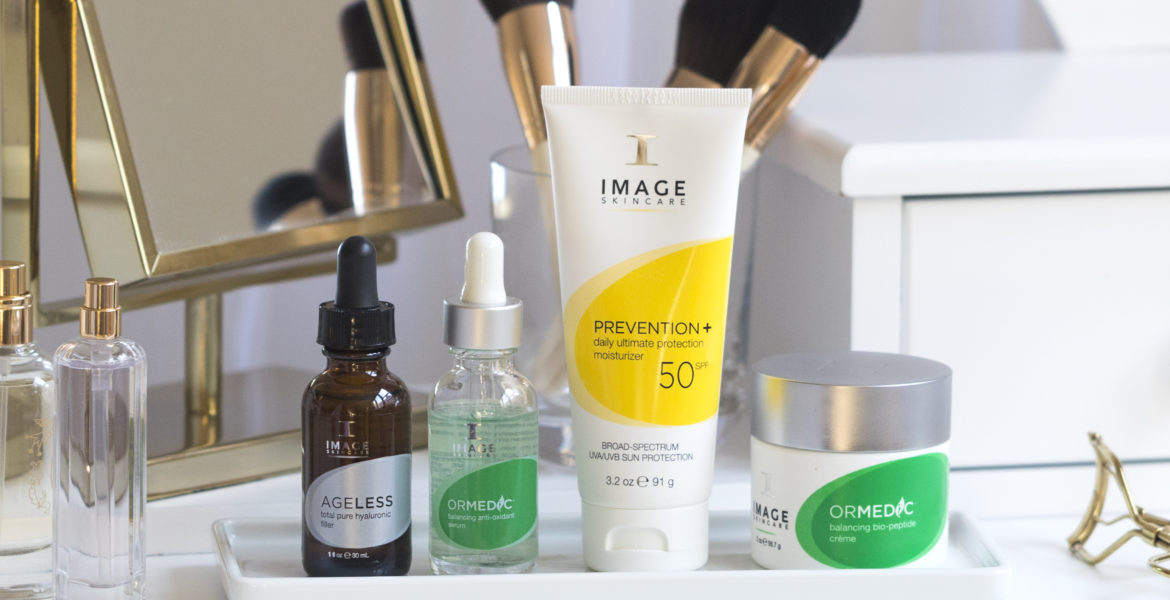 How to Layer Your Image Skincare Properly